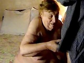 (oma) homemade 75 Year Old Granny (21min)